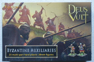 Fireforge Games 28mm FFG016 Byzantine Auxiliaries 9th - 11th Century